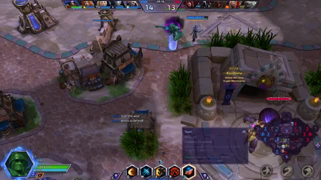 Watch and share Varian Tank Mode GIFs by grim32 on Gfycat