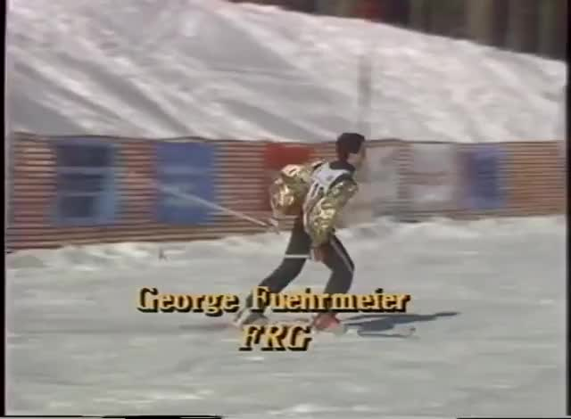 Watch and share Ski Ballet GIFs on Gfycat