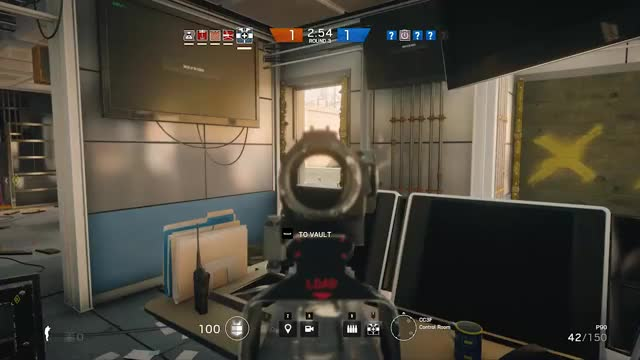 Watch and share Rainbow6 GIFs by solar00111 on Gfycat