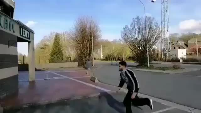 Watch and share Parkour Detour GIFs on Gfycat