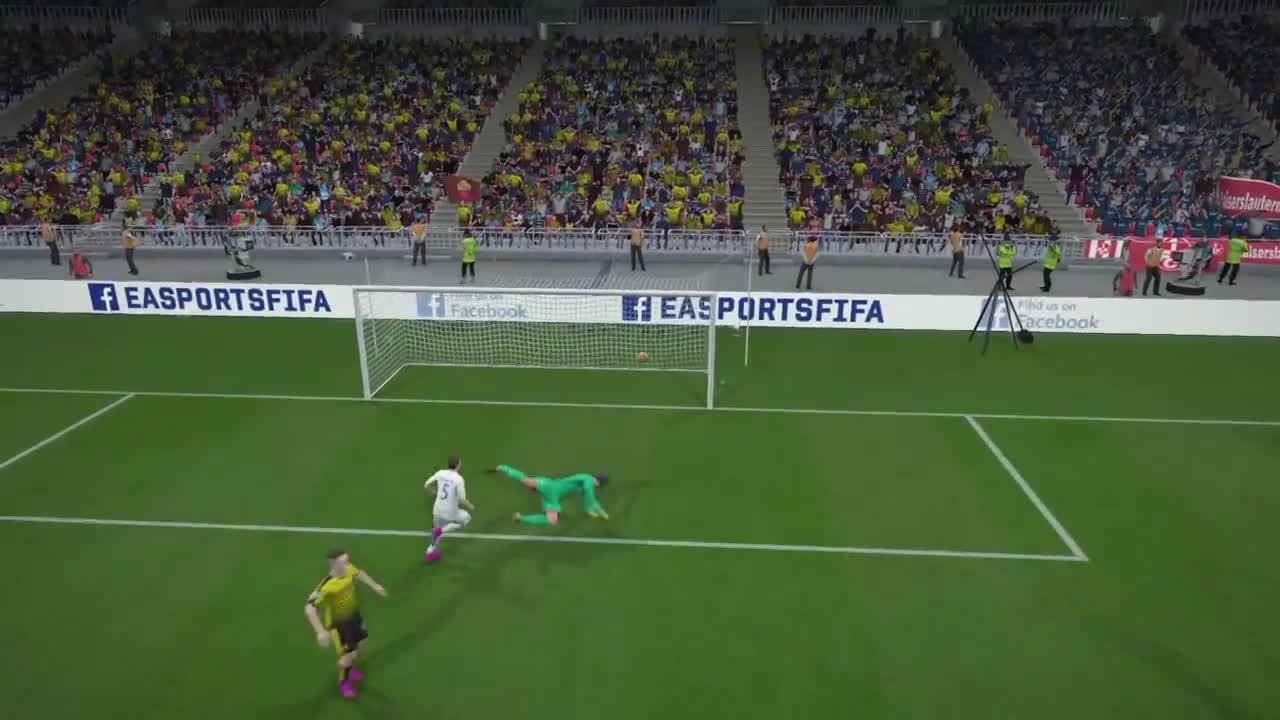 fifa, playstation 4, sony interactive entertainment, FIFA 16_20160627002824 GIFs