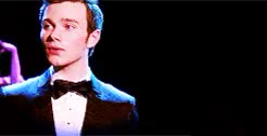 Watch this trending GIF on Gfycat. Discover more 4x09, 4x11, 4x20, 5x01, 5x02, 5x07, Chris Colfer, Colors, Glee, Kurt Hummel, Mine GIFs on Gfycat