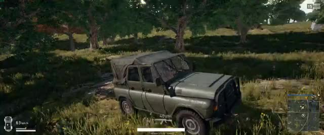 Watch Car. GIF on Gfycat. Discover more GeForceGTX, PLAYERUNKNOWN'S BATTLEGROUNDS, ShareEveryWin GIFs on Gfycat