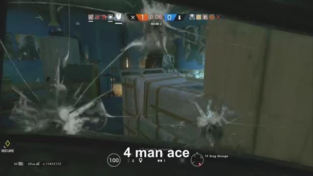 Watch Ace GIF by Gamer DVR (@xboxdvr) on Gfycat. Discover more TomClancysRainbowSixSiege, Zx The Macer, xbox, xbox dvr, xbox one GIFs on Gfycat