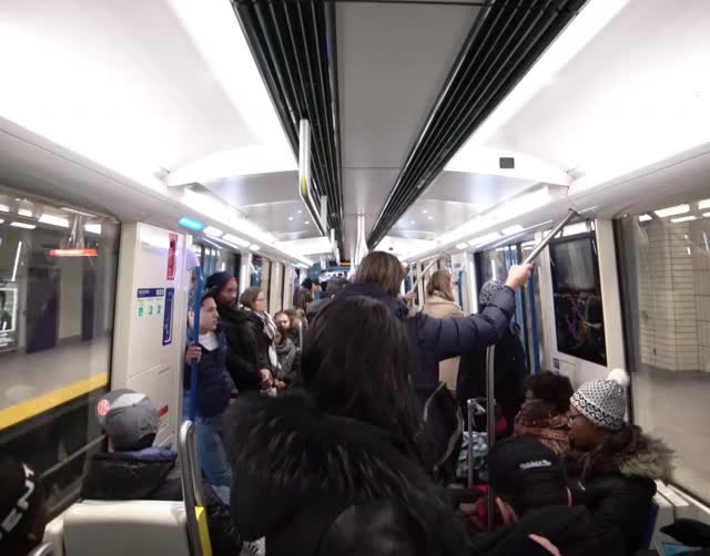 Watch and share Metro Car GIFs by AJ LOOPS THINGS on Gfycat
