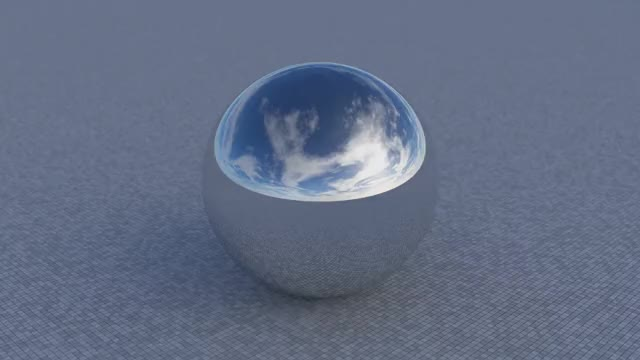 Watch and share Reflecting Sphere GIFs on Gfycat