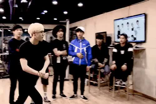 Watch and share Real Got7 Season 3 GIFs and They Were All Good GIFs on Gfycat