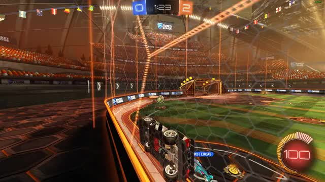 Watch and share Rocket League GIFs by r a z y on Gfycat