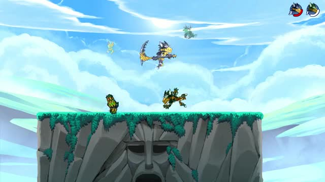 Watch and share Brawlhalla GIFs by dexo_eu on Gfycat