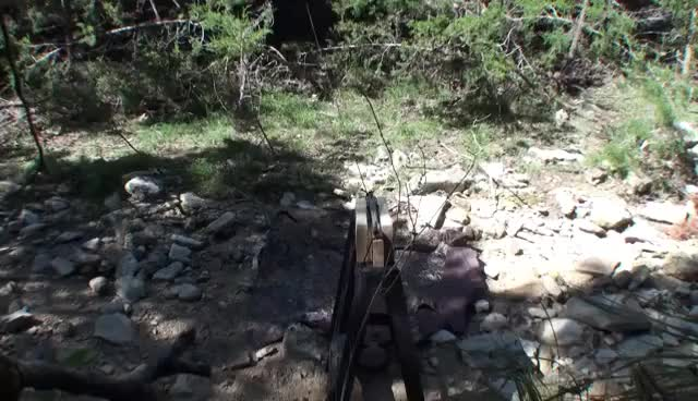 Watch and share How Far Will Recoil Throw A Gun If You Aren't Holding It? GIFs on Gfycat