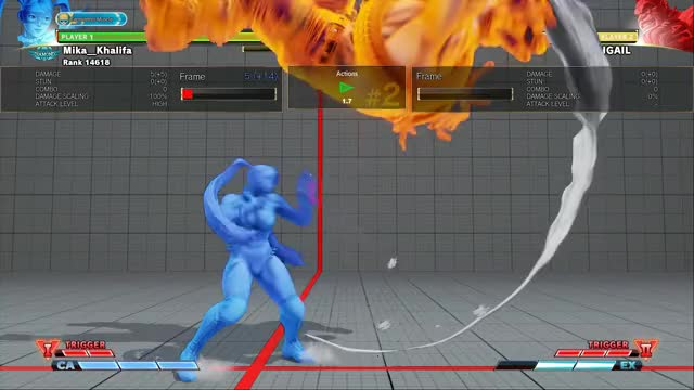 Watch ex swing punish GIF by @infanist87 on Gfycat. Discover more streetfighter GIFs on Gfycat