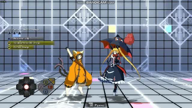 Watch and share Bbtag First Combo Ive Made GIFs by Kingly on Gfycat