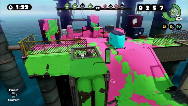 Watch and share Splatoon GIFs by aviecat on Gfycat