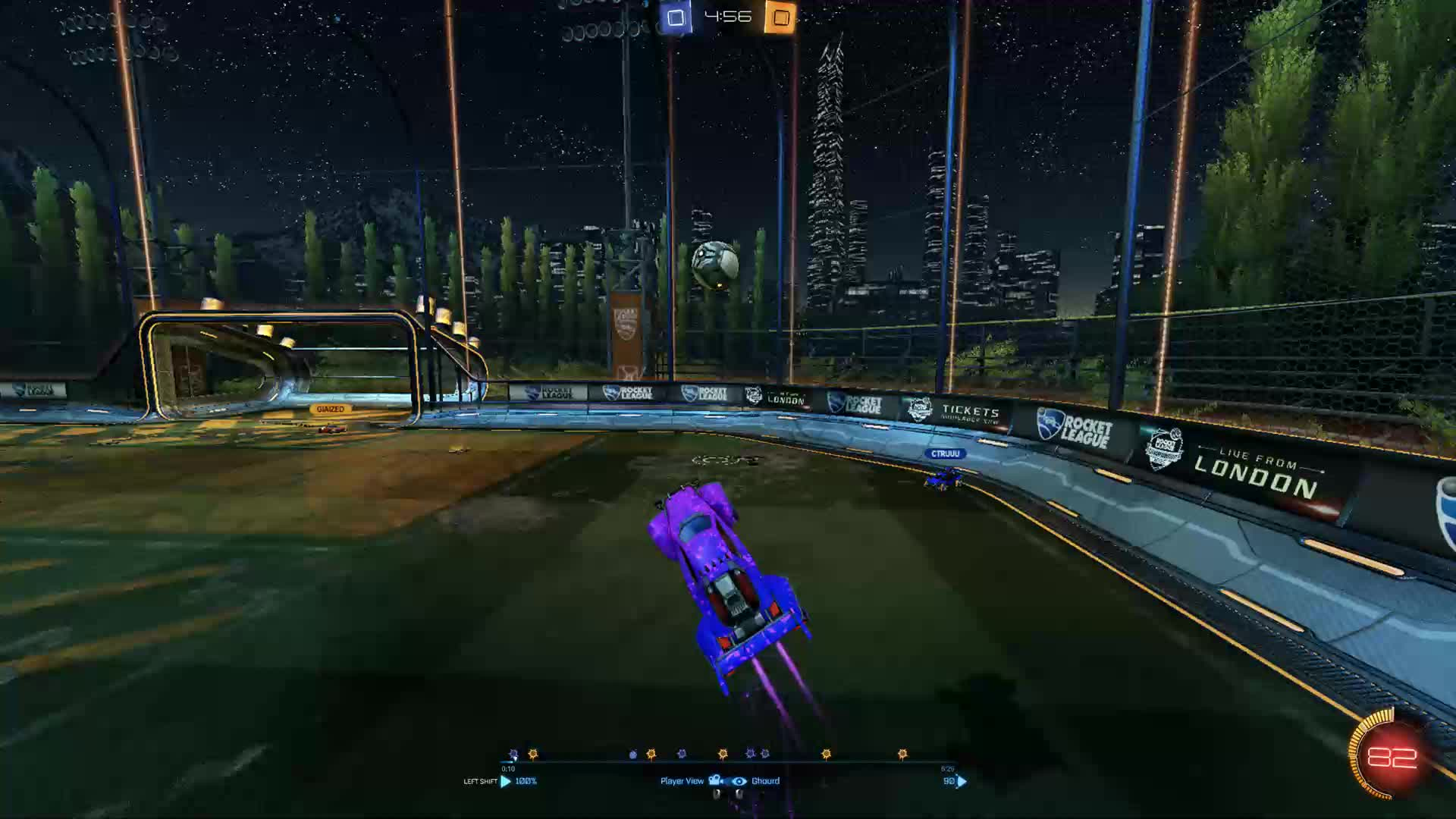RocketLeague, beat goal GIFs