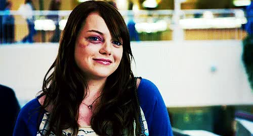 Watch and share Emma Stone GIFs on Gfycat