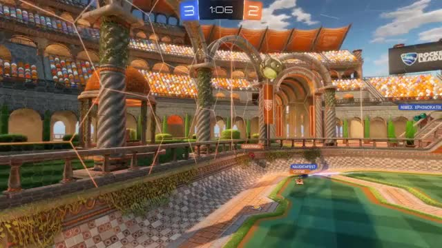 Watch Teamwork at its finest GIF on Gfycat. Discover more rocketleague GIFs on Gfycat