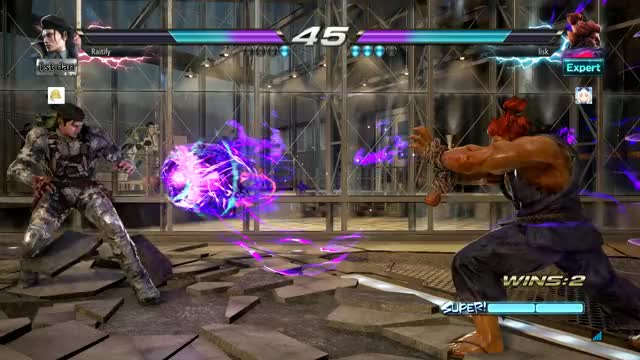Watch and share Tekken7 GIFs by rairai on Gfycat