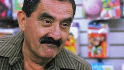 Creepy mexican guy GIFs