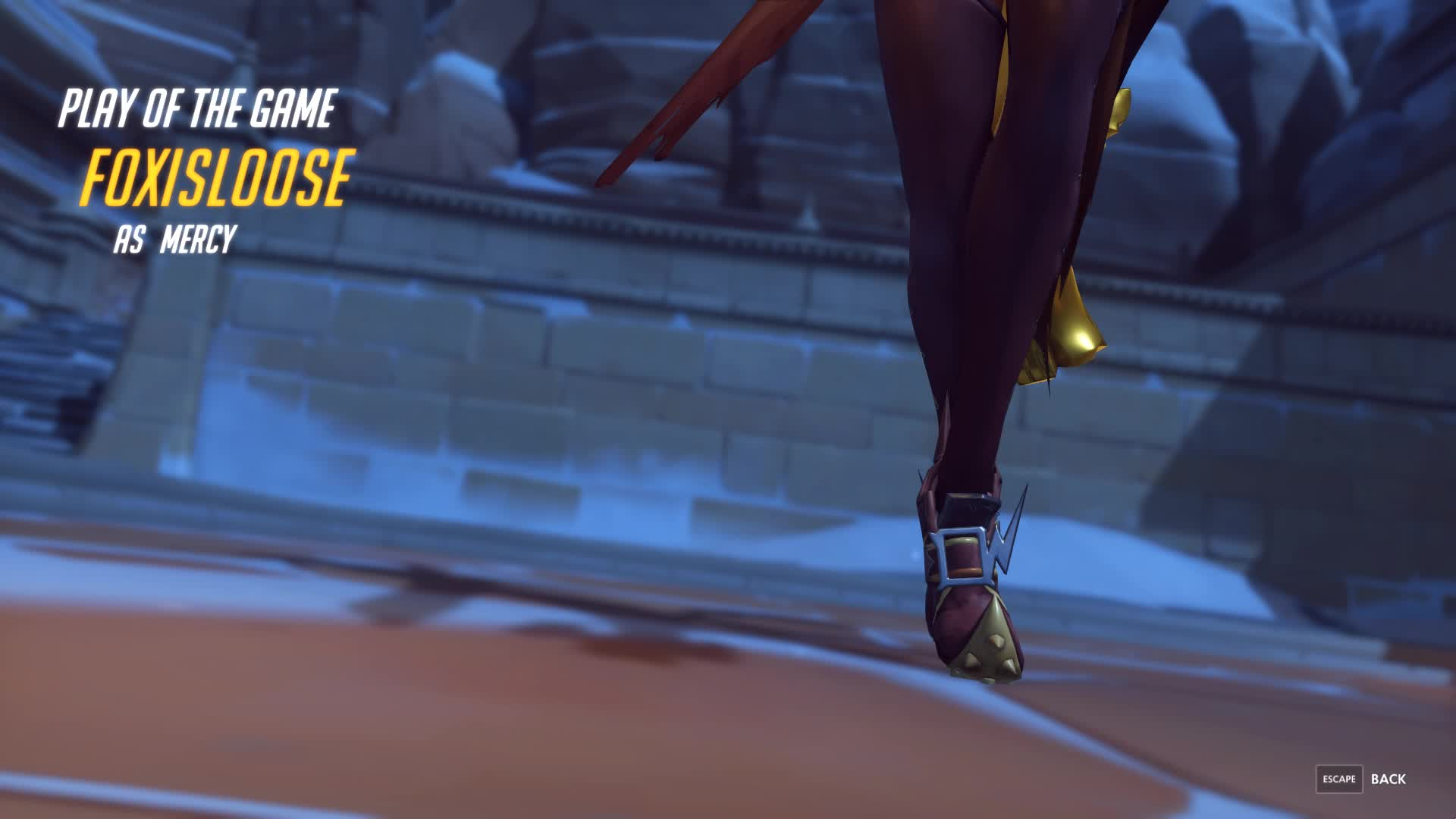 highlight, mercy, overwatch, Mercy Paintball GIFs
