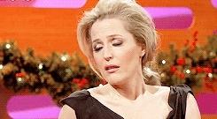 but gillian, gaedit, gillian anderson, gillian*-*, hannibal cast, i really love them both, it's cruel, mmc, my edit, txf cast, ащащща*-*, I want magic and Gillian Anderson. GIFs