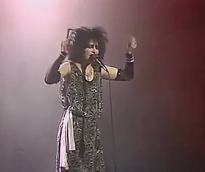 Watch and share 80s Music GIFs and Trad Goth GIFs on Gfycat