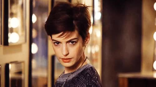 Watch and share Anne Hathaway GIFs and Pose GIFs on Gfycat