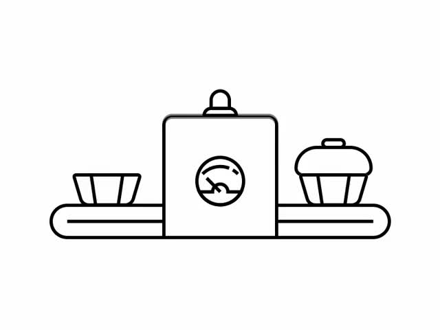Watch and share Baking Preloader By Pasha Motorin On Dribbble GIFs on Gfycat