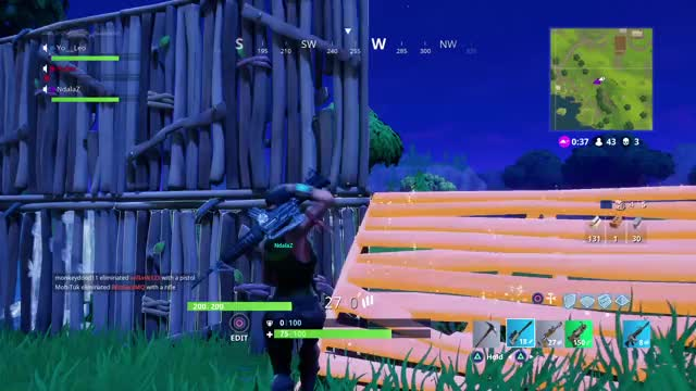 Watch and share Battle Royale GIFs and Fornite GIFs by yo___leo on Gfycat