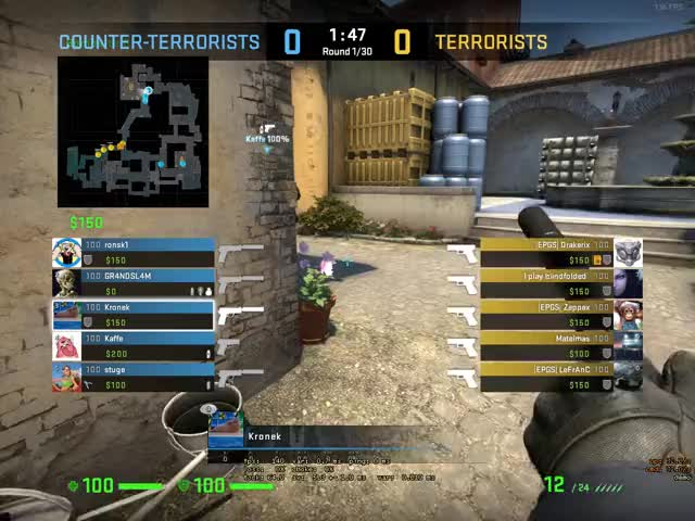 Watch and share Inferno Pistol Ace GIFs by Kronek on Gfycat
