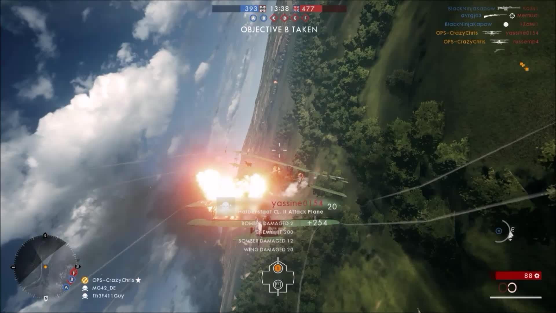 Battlefield1, trick time GIFs