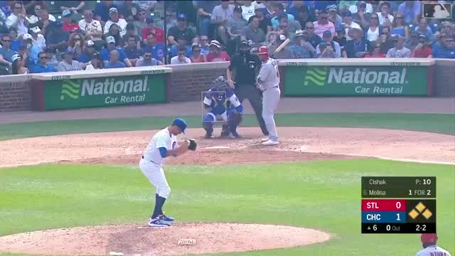 Watch and share Chicago Cubs GIFs and Baseball GIFs on Gfycat