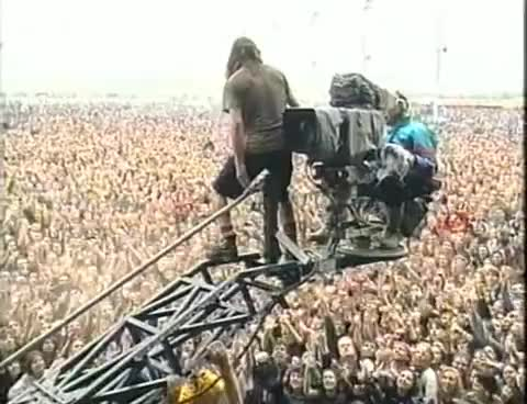 Watch and share Pinkpop GIFs and Vedder GIFs on Gfycat