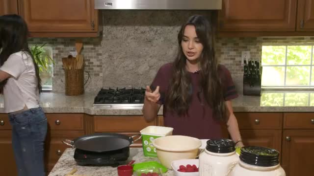 Watch Making Crepes - Merrell Twins GIF on Gfycat. Discover more related GIFs on Gfycat