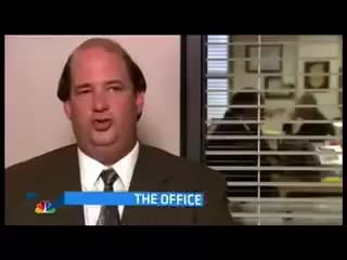 Watch and share Kevin Malone GIFs and Kool Aid Man GIFs on Gfycat