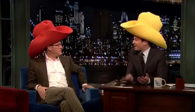 Watch and share James Spader GIFs and Jimmy Fallon GIFs on Gfycat