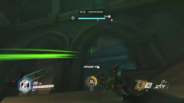 Watch and share Overwatch GIFs by ncunningham95 on Gfycat