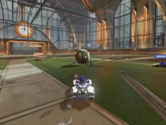 Watch and share Rocket League GIFs by A.j. Fulgham on Gfycat