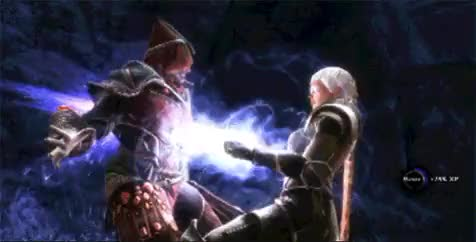 Watch and share Kingdoms Of Amalur GIFs and Severing Fate GIFs on Gfycat
