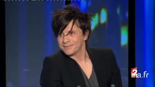 Watch and share Nicola Sirkis Et Indochine, 30 Ans De Carrière - Archive INA GIFs on Gfycat