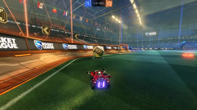 Watch and share Rocket League GIFs by poquito on Gfycat