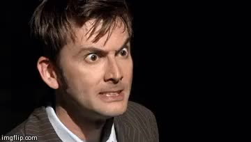 Watch and share David Tennant Angry GIFs and Dt Various Roles GIFs on Gfycat