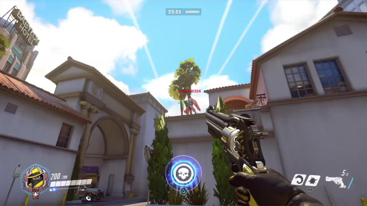 OWConsole, Overwatch, The Broken Aim Assist on Console Discussion and Needed Fix for Next Patch. Special Thanks to DrKid1585 (reddit) GIFs