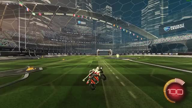 Watch and share Rocket League GIFs and New Mechanic GIFs by Moose on Gfycat