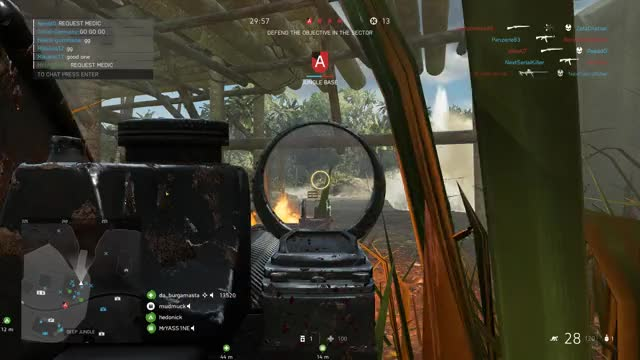 Watch and share Battlefield V Last Second GIFs by muckmud on Gfycat