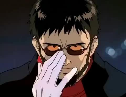 Evangelion Opening GIFs