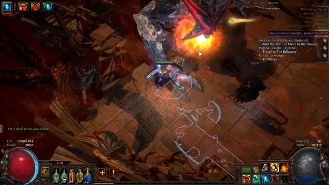 Watch Path Of Exile 2018.12.11 - 21.37.08.72.DVR GIF on Gfycat. Discover more pathofexile GIFs on Gfycat