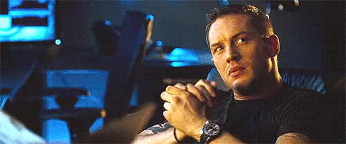 Watch and share This Means War GIFs and Tom Hardy GIFs on Gfycat
