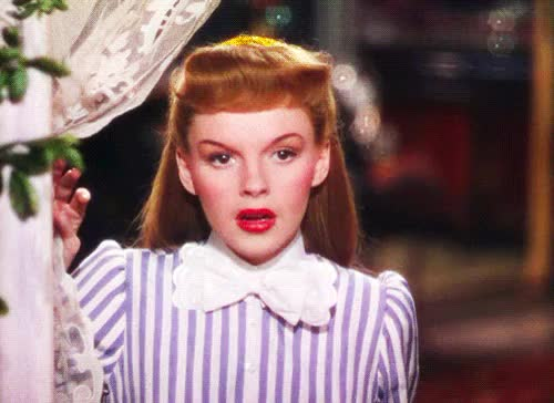 Watch and share She Is So Beautiful GIFs and Judy Garland GIFs on Gfycat