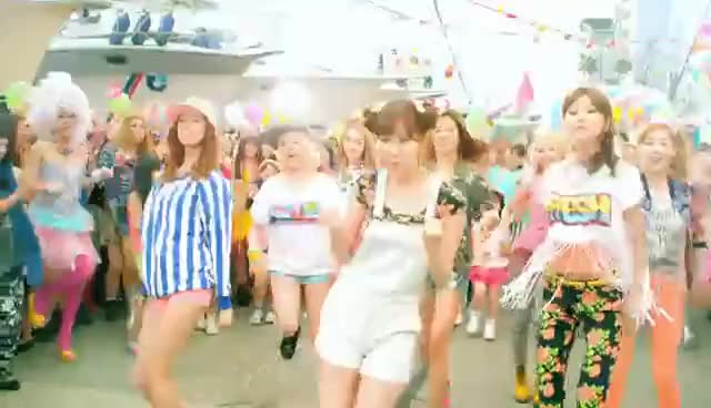 Watch and share GIRLS`GENERATION 少女時代_LOVE&GIRLS_Dance Ver. GIFs on Gfycat