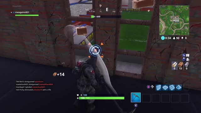 Watch this GIF by xboxdvr on Gfycat. Discover more FortniteBattleRoyale, riseagainst821, xbox, xbox dvr, xbox one GIFs on Gfycat